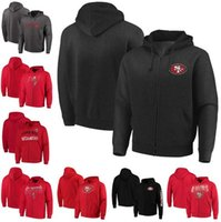 Wholesale bay sports for sale - Group buy New Style Tampa Francisco Men ers bay G III Sports by Carl Banks Perfect Season Full Zip Hoodie Charcoal