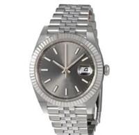сапфир мужские часы оптовых-Lovers Style Механические роскошные часы 3640 мм Автоматические часы с бриллиантами из нержавеющей стали 2813 Механизм мужские сапфировые часы