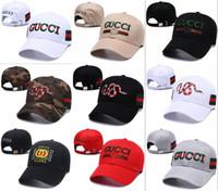 Cappelli di lusso all ingrosso Donna Uomo Marca Red snake logo Designer Casual  Cap Berretto da baseball Avant-garde snapback Moda Hip Hop cappello  casquette fb89c08eedd7