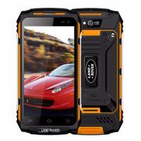 Wholesale ips lte dual sim quad resale online - 4G LTE Land Rover X2 IP68 Waterproof Dustproof Shockproof Quad Core MTK6737 GB GB quot IPS HD GPS MP Camera Rugged Smartphone