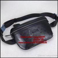 Wholesale mens hip pack resale online - belt waist bum bag Hips Fanny pack top brand chest sling bag vintage mens designer Cross Body Satchel women handbag small pouch