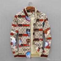 kauf von wintermänteln großhandel-Winter 2018 Urban Mens Wear europäischen und amerikanischen Mode Mantel langärmelige Windjacke, frachtfrei - willkommen zu kaufen -b