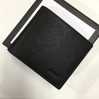 Wholesale plain men genuine leather wallet resale online - Designer Tote Wallet High Quality Leather Luxury Men Short Wallets for Women Men Snake Bee Tiger Coin Purse Clutch Bags with Box G031207