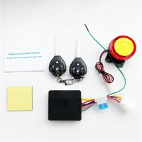 Wholesale remote central entry lock locking resale online - DHL Universal Central Locking with Remote Control V Car Alarm Systems Kit Door Lock Vehicle Keyless Entry System