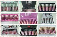 Wholesale kylie lipstick nude resale online - Hot kylie makeup liquid lipstick send me more nudes Take me on vacation Liquid Lipstick I want it all lipgloss Lip cosmetics