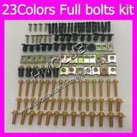 Wholesale fairing 1989 for sale - Group buy Fairing screws Full bolts kit For KAWASAKI NINJA ZXR400 ZX R400 ZXR ZXR MC9 OEM Body Nuts bolt screw Nut kit