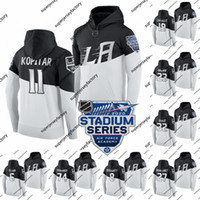 ingrosso anze kopitar hoodies-Los Angeles Kings 2020 Stadio serie con cappuccio Jersey Anze Kopitar Drew Doughty Tyler Toffoli Dustin Brown Jeff Carter Alex Iafallo Kempe