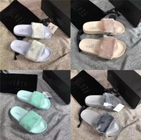 Wholesale leather babouche resale online - Cheapest Nice Quality Soft One Time Slippers Shoe Home White Sandals Hotel Babouche Travel Shoes SL001