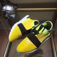 baskets limitées achat en gros de-Vente en gros 1I1Balenciaga Triple S Vitesse Trainer Low Cut Chaussures à lacets Sneakers Authentique Qualité Race Runner Chaussures de Plein Air Sneakers Limited