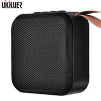 alto-falantes bluetooth de som surround 5.1 venda por atacado-Auto-falante portátil Bluetooth Mini sem fio Altifalante Sound System 10W Stereo Music Surround Speaker Outdoor Suporte FM TFcard T191128
