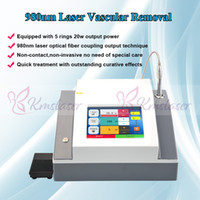 Wholesale laser health care for sale - Group buy 5 spot size mm mm mm mm mm Hot Sale nm Pigment Spider Vein Removal Vascular Removal Health Care Machine
