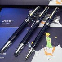esferográfica caneta mb venda por atacado-Novo luxo caneta Petit Prince Classique Alemanha mb marca roller ball pen / esferográfica caneta opção para escrever presente