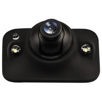 ingrosso telecamera posteriore-View Camera universale HD Mini CCD Com HD Car Rear View Camera frontale Front Side Inversione dvr Backup