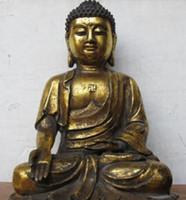 bronz öküz toptan satış-BAKIR HAYATI ücretsiz kargo Çin Halk Bakır Bronz Feng shui Burç Servet Sığır Bull Vahşi öküz