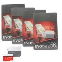 Wholesale 32gb micro sd card free shipping for sale - Group buy 2020 Hot Selling EVO plus GB GB GB GB Micro TF Card Class Card SD Memory With Retail Package Free DHL shipping