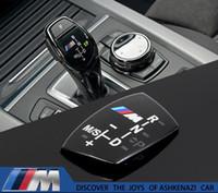 Wholesale gear levers for sale - Group buy BMW E90 E92 E93 F20 F21 F30 F31 F32 F33 F34 F15 F10 F01 F11 F02 G30 M Performance Gear Lever Shift Cutch Emblem