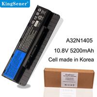 Wholesale order for laptops resale online - Kingsener A32N1405 laptop battery For Asus G551 G551J G551JK G551JM G771 G771J G771JK N551J N551JW G58JM N551 N551Z N551ZU orders
