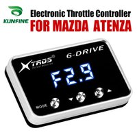 Wholesale parts for mazda car for sale - Group buy Car Electronic Throttle Controller Racing Accelerator Potent Booster For MAZDA ATENZA Tuning Parts Accessory