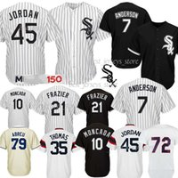 new product d62a2 bf063 Wholesale Frank Thomas Jersey for Resale - Group Buy Cheap ...