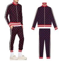 ingrosso cotone g-Cotone 100% più alta versione abbigliamento sportivo da uomo di alta qualità colore tessuto da basket da uomo sportivo con cerniera moda G lettera modello M-3XL