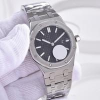 Wholesale womens watches digital for sale - Royal Oak Quartz MM Womens Watches Stainless Steel white Dial Deployment Bracelet Fashion Watch Black Dial Ladies Wristwatch
