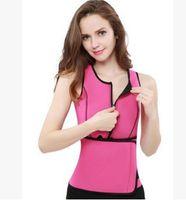 254534e441 Wholesale blue sport corset for sale - Body Shaper Sweat Vest Sauna Belt  Waist Vest Adjustable