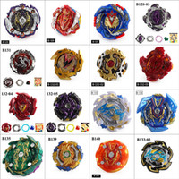 Wholesale 64 Colors D Beyblade Burst Toys DIY Arena Beyblades Metal Fighting Explosive Gyroscope Fusion God Spinning Top Bey Blade Blades