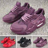 ingrosso scarpe da ginnastica per bambini-Nike air huarache New Kids Kids Air Huarache Sneakers Scarpe da bambino Grils Authentic All White Scarpe da ginnastica per bambini Stivali Huaraches Sport Running Shoes