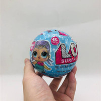 Wholesale limited edition toy for sale - Group buy 10CM Series glitter Limited edition doll Cute Action Figures New Dolls Girls Egg Toys detachable kid toy