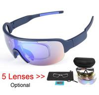 gözlük açık hava güneş gözlüğü gözlük bisiklet toptan satış-2019 Yeni Marka Spor Balıkçılık gözlük Rayed Güneş Gözlükleri ciclismo Gözlük Açık Polarize Güneş Gözlüğü Erkek Kadın Bisiklet Gözlük Poc
