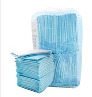 Wholesale extra large dog diapers resale online - Pet dog diaper pram mat pet carpet puppy diaper deodorant paper absorbent pad