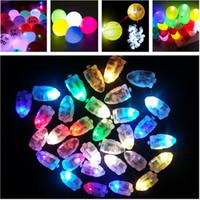 bullet lamp großhandel-Kugel-Entwurfs-LED Ballon-Lichter Weihnachten Halloween-Dekor-Lampen Festival Hochzeit Geburtstag Partydekoration Papierlaterne-Lampen-Licht