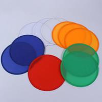 ingrosso giocattoli per bambini misti-Pieghevoli Frisbee pieghevole Disco volante Giocattoli per bambini Poliestere Sport all'aria aperta Colori nylon Mix Divertenti 1hy F1