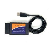 porsche оптовых-Модифицированный ELM327 USB ELMConfig Forscan ELM 327 с переключателем OBD2 Can Bus Scanner диагностический инструмент совместим с Ford Mazda Lincoln