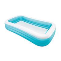 ingrosso vasca gonfiabile-INTEX 305 * 183 * 56CM piscina gonfiabile per adulti piscina pieghevole sicura non tossica piscina per adulti vasca da bagno gonfiabile