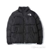 marques de vêtements classiques achat en gros de-2019 veste hommes classique marque décontractée tenue vestimentaire décontractée plume chaude hommes de vêtements en coton veste en plein air unisexe chaud manteau d'hiver j