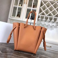 Wholesale medium bucket for sale - Group buy designer handbags genuine leather women fashion totes purse bag Loeve purse bag bucket large capacity designer bags