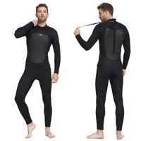 dive suit men Canada - Sbart 2019 New 3mm Men Neoprene Nylon Wetsuit Black  Thicken Thermal 8fe679410