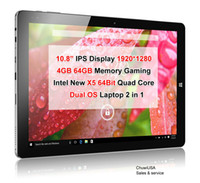 ingrosso finestre per tablet pc-Chuwi Nuovo Hi10 PLUS X5 IPS 1920 * 4 GB / 64 GB Tablet PC Windows 10 Android 5.1