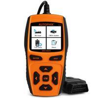 брод абс коды оптовых-Autophix 7810 Автомобиль OBD2 для сканера E39 Автомобильный диагностический инструмент OBD 2 Двигатель Код неисправности считыватель + ABS SRS EPB Сброс масла подушка безопасности