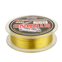nylon fischen seil großhandel-100m Nylon Angelschnur Angelschnur Zubehör die Winter Rope Fly Fishing Lines 0.4 # -8 # Leader Wire