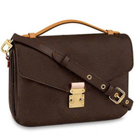 Wholesale women fashion lady envelope purses for sale - Group buy factory Women Fashion Bags Cross body Shoulder Bags Good Quality Purses Ladies Handbag M44876