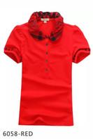 ingrosso modello t-shirt bambini-Magliette da donna Designer Magliette da donna di alta qualità Rotonde Designer T-shirt Modelli Polo da donna Magliette donna Uomo Bambino all'ingrosso