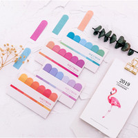 Wholesale memo notepad for sale - Group buy 120 Pages Cute Kawaii Memo Pad Sticky Notes Stationery Sticker Index Posted It Planner Stickers Notepads Office School Supplies Sweet07