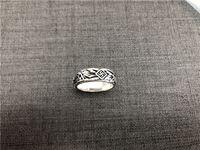 mundo da jóia venda por atacado-Frete Grátis 925 Sterling Silver Skull Cool Ring Moda Jóias Tamanho 6-10 Lady Meninas Motociclista Estilo Guerra Mundial 2 Cool Ring