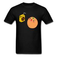 pulls molletonnés adultes en coton achat en gros de-Oh orange vous n'avez pas tous les T-shirts en coton pour adultes T-shirts sur mesure Sweatshirts Rife Crewneck Summer Short Sleeve