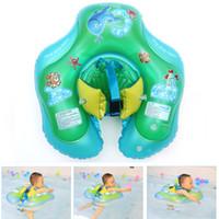 aufblasbarer schwimmtrainer großhandel-Aufblasbare Baby-Schwimmbecken-Zubehör Säuglingskinder schwimmt Schwimmbad-Spielzeug für Badewanne und Pools Schwimmen Kinder Spielzeug Trainer