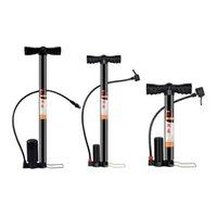 ingrosso pompe dell'aria del pneumatico della bicicletta-Modelli domestici ad alta pressione a pedale attivati con pompa ad aria Mini pompa da pavimento per bicicletta portatile per bicicletta # 233722