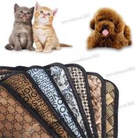 elektrische matte großhandel-Wholesale-Pet Warm elektrisch beheizt Heizung Pad Mat Blanket Bett für Hund Katze Tiere