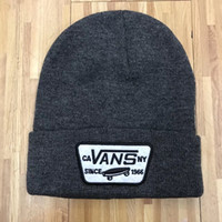 Wholesale winter mask for cycling resale online - NEW Van Off the Wall winter for men Women van beanie knitted wool hat Fashion gorro Bonnet touca plus Warm Wool cap Thicker mask ski beanies
